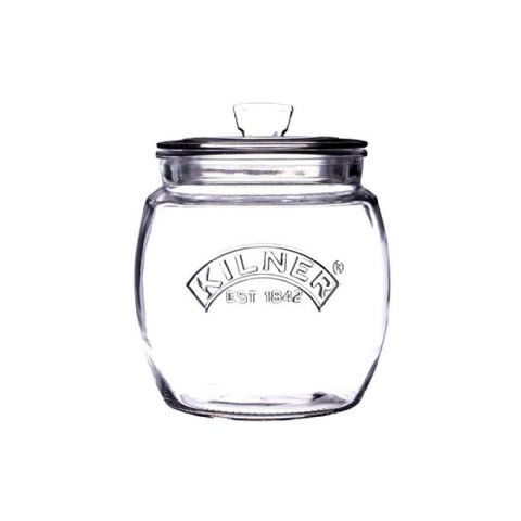Kilner 0.85L Round Glass Ball Storage Jar
